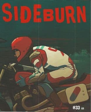Sideburn Magazine - Issue 33